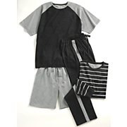 men s blaine 4 pc  pajama set
