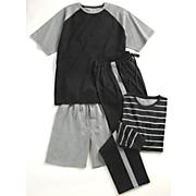 men s blaine 4 pc  pajama set