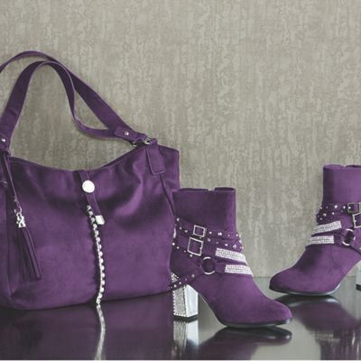 Annelle Bag and Bootie