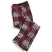 women s plaid pajama pant
