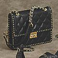 Evonna Quilted Bag