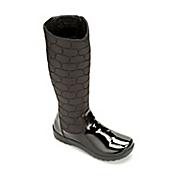 Patent & Quilt Boot by Classique
