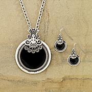 scroll jewelry set 9