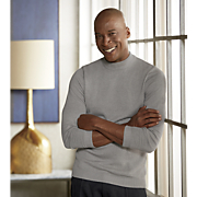 Ethan Men's Mock Neck Sweater