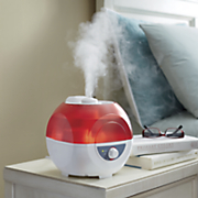 compact bubble humidifier
