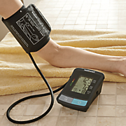 arm blood pressure monitor by healthsmart