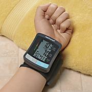 healthsmart wrist blood pressure monitor