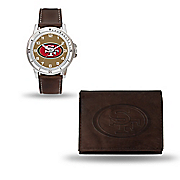 nfl watch   wallet set
