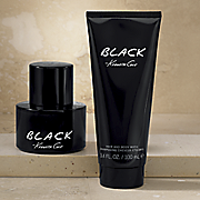 2 pc  black set for men by kenneth cole