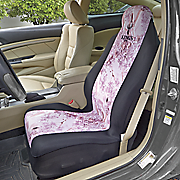 camo bucket seat cover