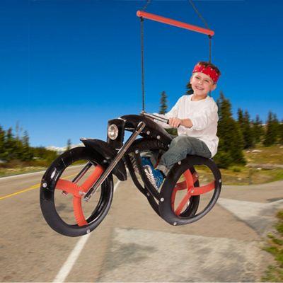 Chopper Ride 'N Tire Swing