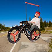 chopper ride  n tire swing by treadz