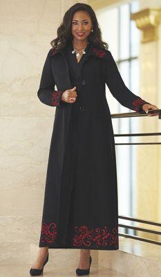 Tabatha Coat