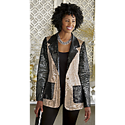 arianna sequin jacket