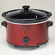 2 qt  mini slow cooker by elite
