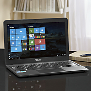 11 6  vivobook intel atom notebook with windows 10 by asus