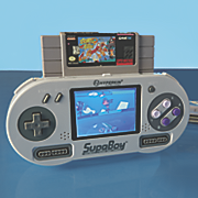 Supaboy Portable Pocket Snes Console by Hyperkin