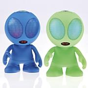 bluetooth alien speaker by supersonic