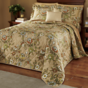 Provence Bedspread, Sham Set and Window Treatments