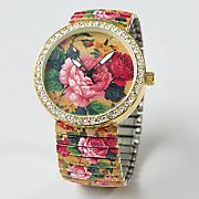 stretch art print watch
