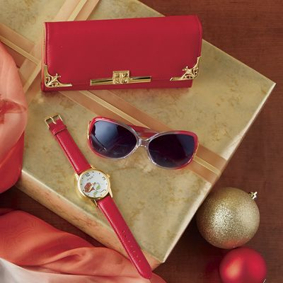 Lady-In-Red Womens Gift Set
