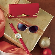 lady in red womens gift set
