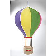 personalized hot air balloon