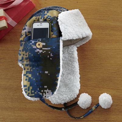 Cellphone Hat