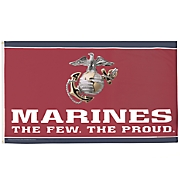 our deluxe military branch flag