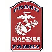 military family plaque