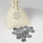 bankers bag of 20 lincoln steel pennies