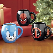 character coffee mug