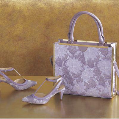 Rienza Bag and T-Strap Shoe