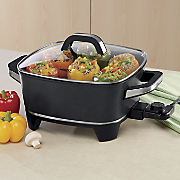 electric skillet by nesco