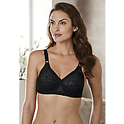 lace criss cross bra by valmont