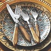 16-Piece Carlisle Flatware Set