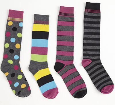 2-Pair Set of Men's Socks