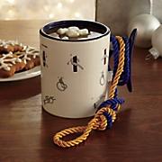 tie knots mug