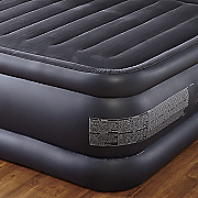 rising comfort raised queen airbed by intex 25