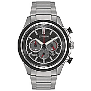 men s super titanium eco drive watch by citizen