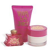 viva la juicy 3 pc  miniature set