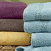 tuscany 6 pc  towel set