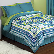 ashlen comforter set and panel pair