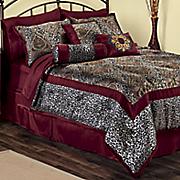 mombasa jacquard 21 pc  bed set