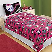 monster high sheet set