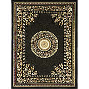 center medallion rug