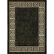 athena border rug