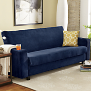 modern convertible storage sofa
