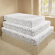 gel foam memory mattress