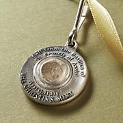 st  francis pet medal